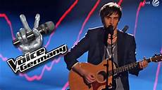 Vom Selben Max Giesinger The Voice The Live
