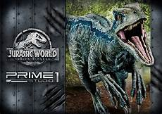 jurassic park and jurassic world statues coming from prime