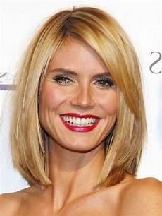 Heidi Klum Bob Hairstyles Celebirity Hairstyles