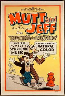 mutt jeff the mel birnkrant collection