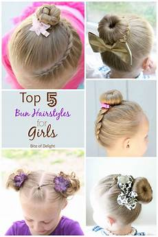 top 5 bun hairstyles for girls little girl hairstyles hair girl hairstyles