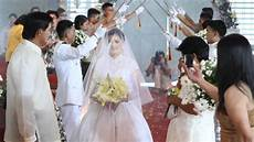 fiedacan abapo onsite wedding video military wedding