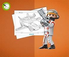 Ausmalbild Playmobil Agenten Playmobil 174 Deutschland