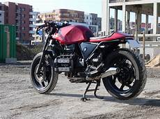 bmw k75 cafe racer by tom racing designs bikebrewers