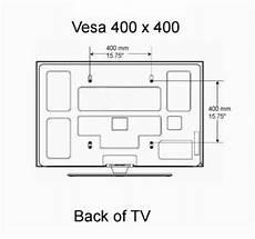 Wandhalterung Vesa 400x400 - vesa 400x400 mountsdirect plasma tv mount lcd tv