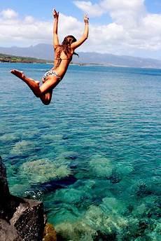 cliff diving is a token of adventurous life albanian journalism