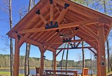 outdoor pavilion kits handcrafted from redwood free shipping