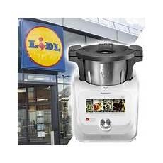 monsieur cuisine connect de lidl un robot cuiseur trop