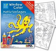 Window Color Malvorlagen Unterwasserwelt Window Color Malvorlagen Unterwasserwelt Prima Basteln
