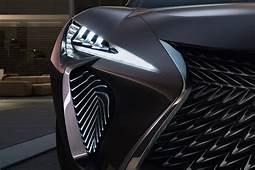 Wallpaper Lexus UX Concept Cars Crossover LED
