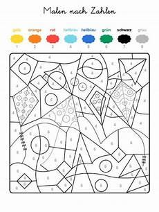 kostenlose malvorlage malen nach zahlen drachensteigen