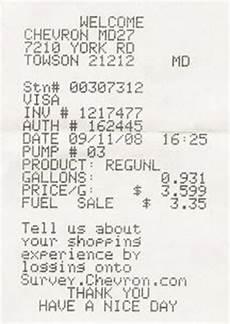 scootmaryland gas receipt friday