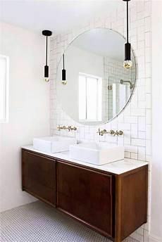 Mid Century Modern Bathroom Mirror