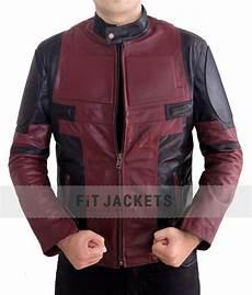 deadpool coats for deadpool jacket fit jackets