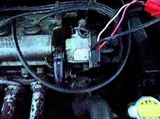 nissan micra k11 1 3 running external coil setup