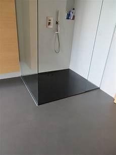 Bad Ohne Fliesen Barrierefreie Dusche By Fugenlos Modern
