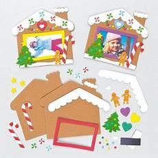 materiel loisir creatif pas cher fabriquer cadre souvenirs noel idee creative enfant kit