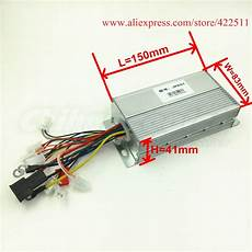 1500w 1600w electric scooter controller 48v brushless dc bldc motor controller scooter spare