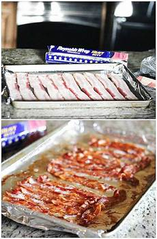 how to cook perfect crispy bacon in the oven gt gt gt pin test
