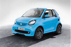 smart fortwo cabrio brabus edition the roller skate opens