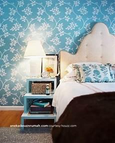 Gambar Desain Wallpaper Dinding Kamar Tidur 7
