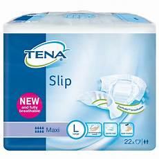 tena slip maxi large incontinence pads care shop