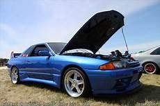 blue r32 nissan skyline gt r benlevy