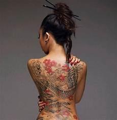 Frauen Rücken - 1001 coole und effektvolle kirschbl 252 ten ideen