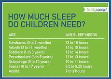 ms sepp s counselor corner how much sleep do children need