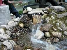 cascade d eau pour bassin cours de bassin cascade centre de formation