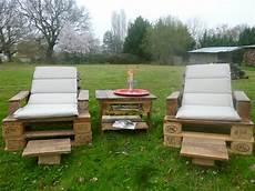 canapé en palette canapa et table bois de palette pour 2017 avec palette