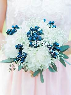 the best blue wedding flowers and 16 gorgeous blue bouquets wedding bouquets hydrangea