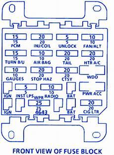 1994 buick century engine diagram buick century 1994 front view fuse box block circuit breaker diagram 187 carfusebox