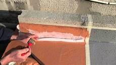 etancheite mur en traitement des acroteres fissures joints terrasse toiture