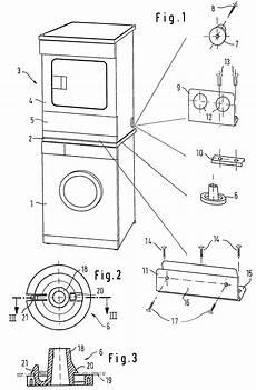 patent ep0618322a1 bausatz zum kippsicheren verbinden