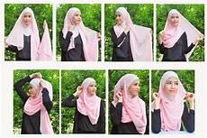Cara Memakai Jilbab Syar I Cantik Cara Memakai Jilbab