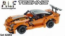 lego technic 42093 chevrolet corvette zr1 lego 42093