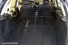 Dimension Garage Peugeot 2008 Coffre