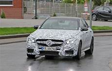 Mercedes Amg E63 2016 Muscles In With 4 0 Turbo V8 By