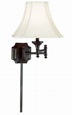 brass swing arm wall l lighting and ceiling fans