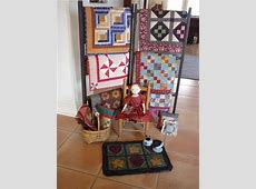 Ladder Style Quilt Rack   WoodWorking Projects & Plans