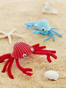 basteln sommer kinder summer crafts for