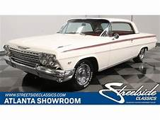 1962 Chevrolet Impala For Sale On ClassicCarscom