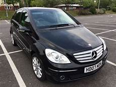 Mercedes B Class 2007 Black Metallic Vgc In Poole