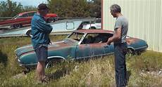 barn find hunter unearths amazing muscle car collection in texas carscoops