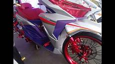 Variasi Vario 150 by Custom Honda Vario 150 Modifikasi Thailand Look Style