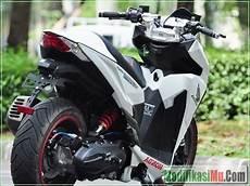 Velg Vario 150 Modifikasi by Modifikasi Honda Vario 150 Esp Gaya Sport Matic Ala Moge 2019
