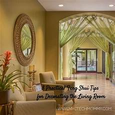 8 Practical Feng Shui Tips For Decorating The Living Room