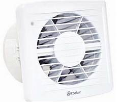 Xpelair Dx100bp 12w Bathroom Extractor Fan by Extractor Fan