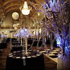crystal wedding decor so lets party